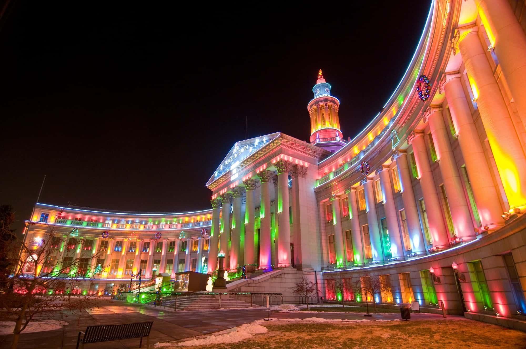 Christmas in Denver | The Best Denver Christmas Events for Families