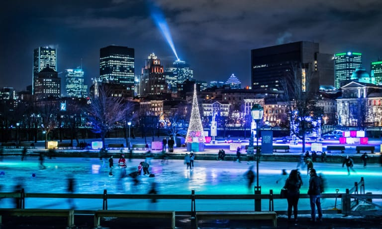 Sharing the best Christmas Events in Montreal with Kids.