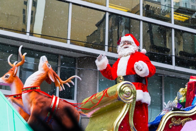 Sharing the best Christmas Events in Toronto
