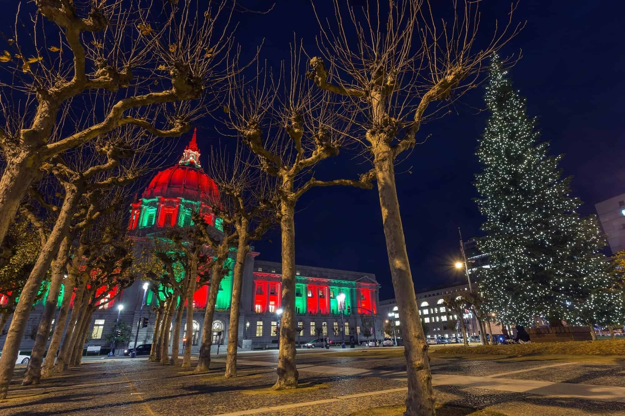 Holiday Events in San Francisco with