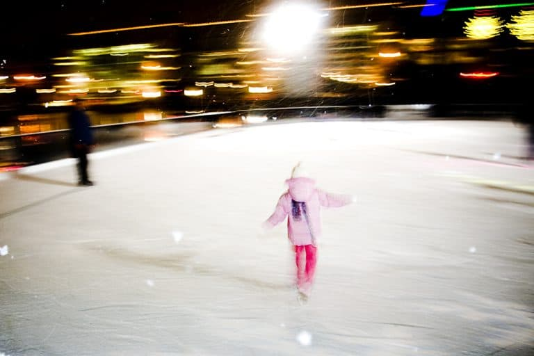 Christmas events in Houston Ice Skating