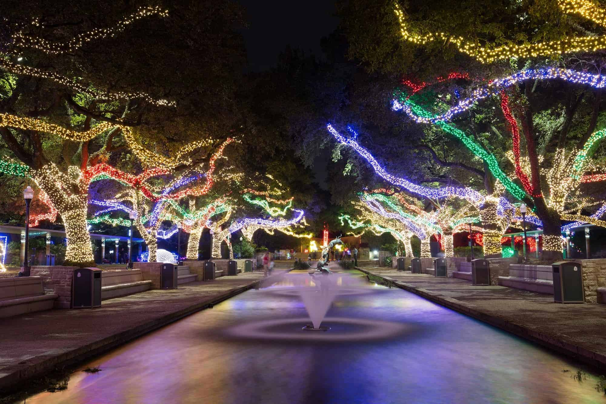 The Best Houston Christmas Events in 2020 for Families!