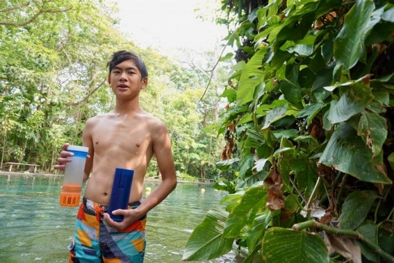 Grayl Water Bottle Review: The Easiest Portable Water Filter to Use 2