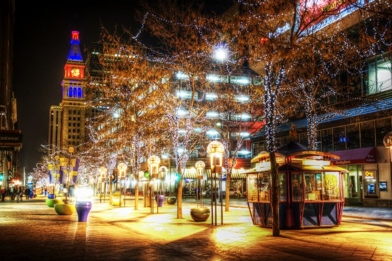 Holiday and Christmas Events in Denver photo by flickr Yuya Sekiguchi