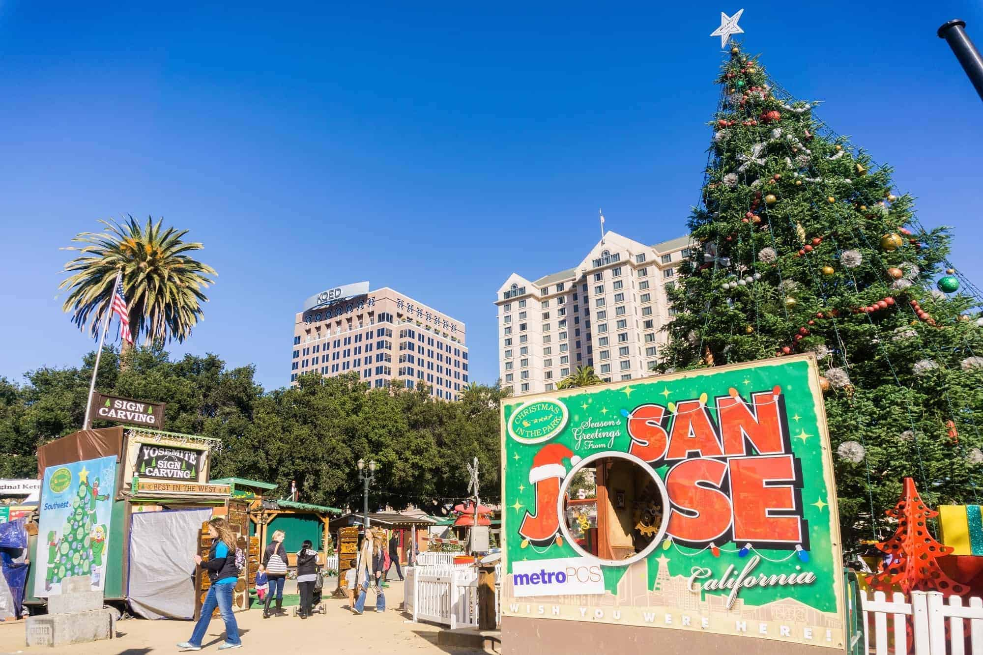 Christmas In The Park San Jose.Christmas In The Park San Jose Christmas Events 2019