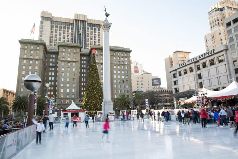 holiday events in San Francisco