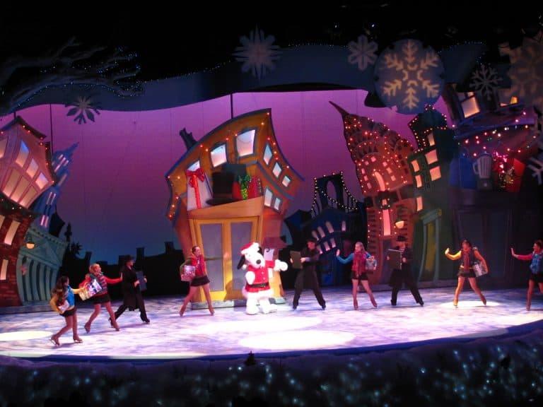 Holidays at theme parks Knotts Berry Farm