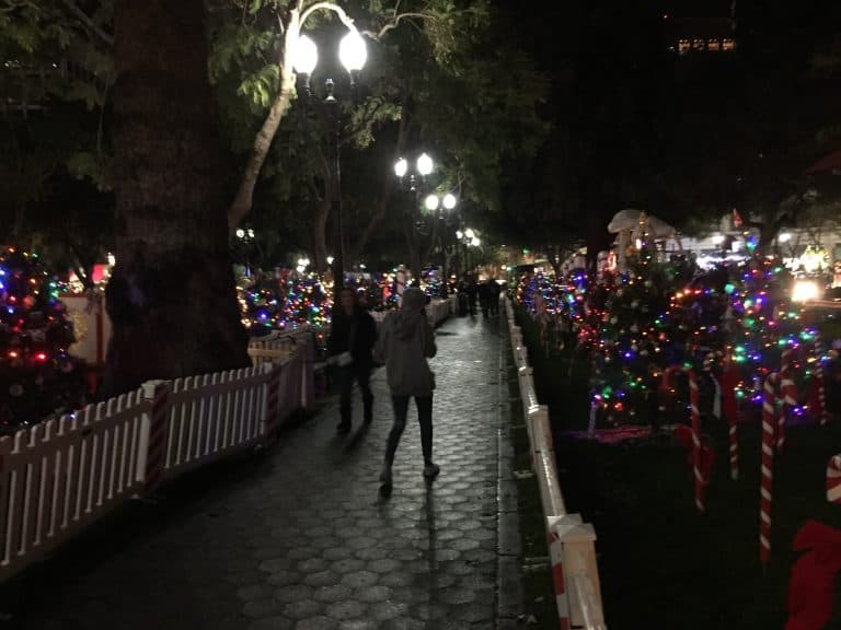 Christmas events in San Jose