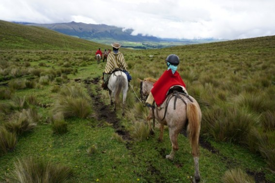 Experience an Andean Adventure in Ecuador