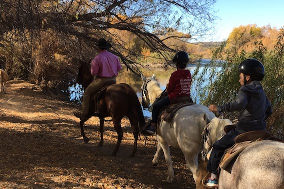 Fort McDowell things to do with the family