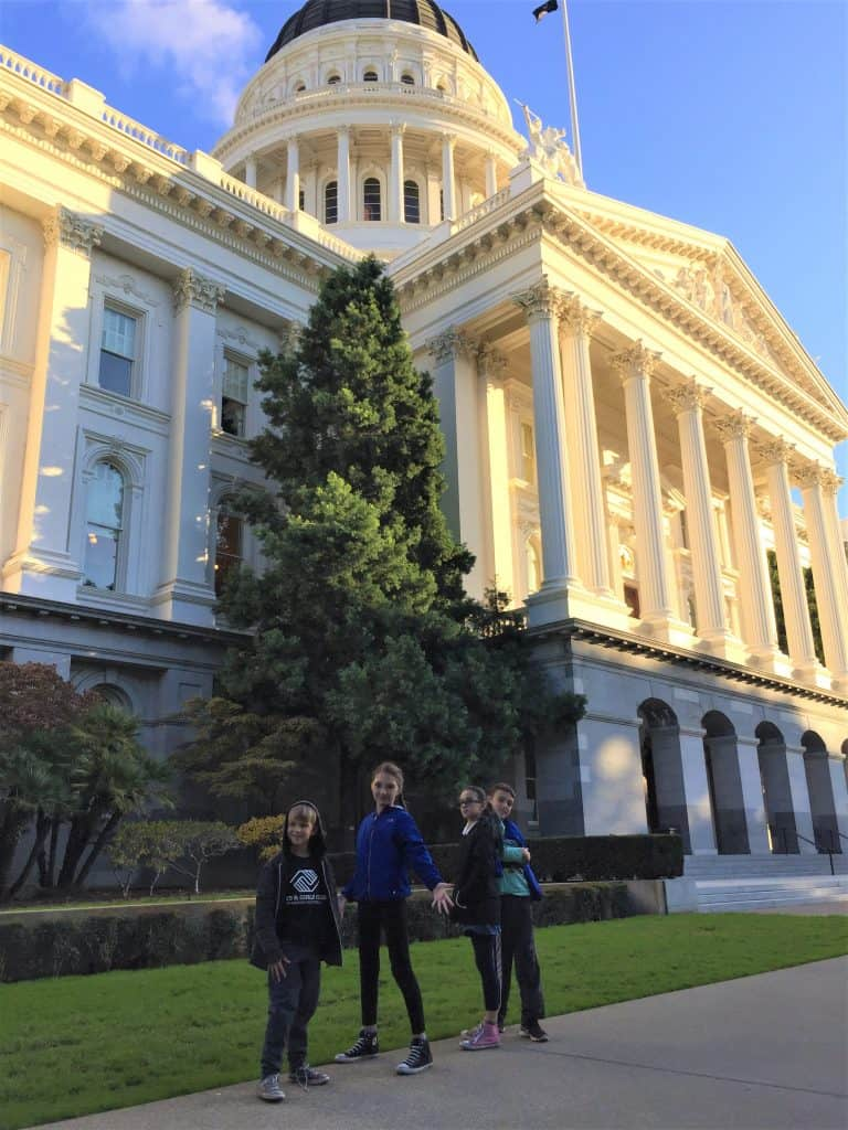 Sacramento Capital Building