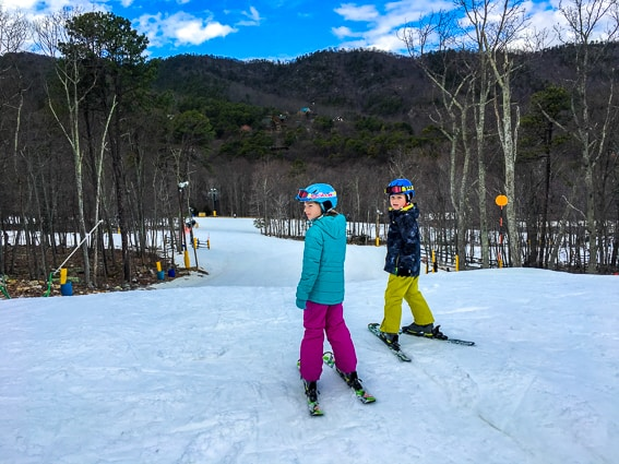 Massanutten Resort Skiing in Virginia Vacation Spots