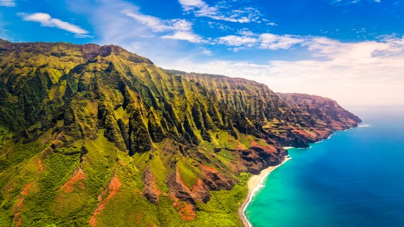 Best Family-Friendly Places to Visit in 2018: Kauai is the top of our must-see list for families