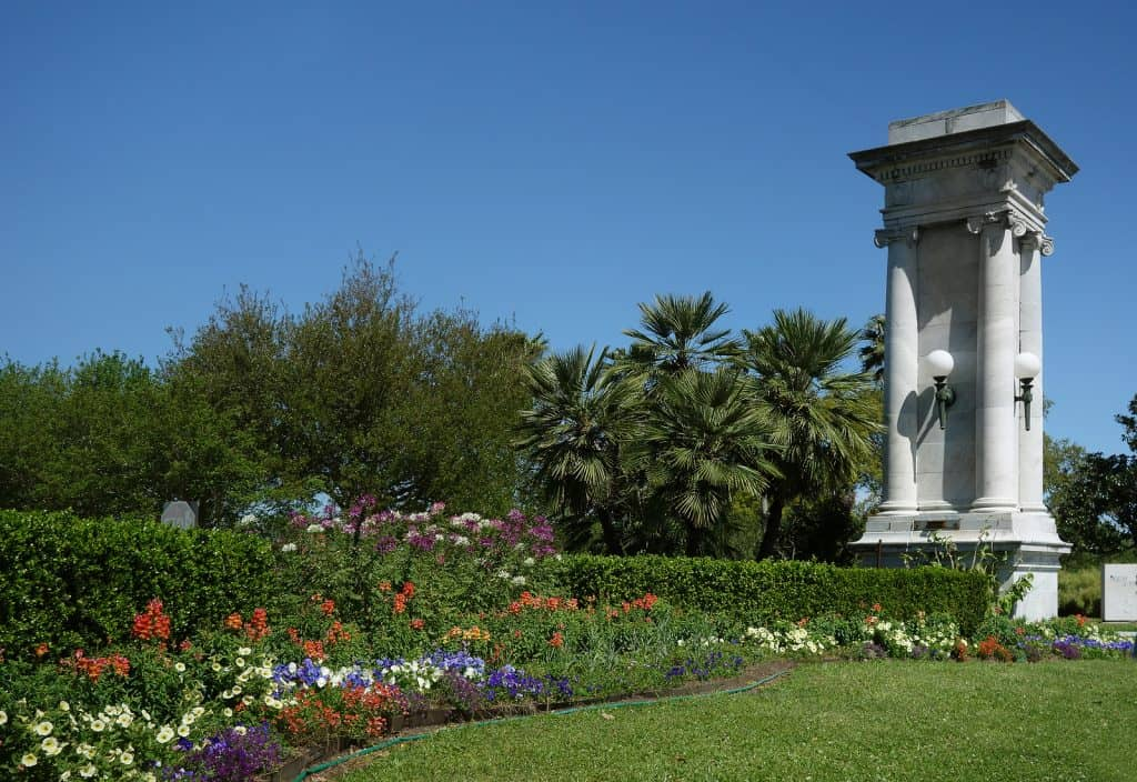 New Orleans with kids at City Park