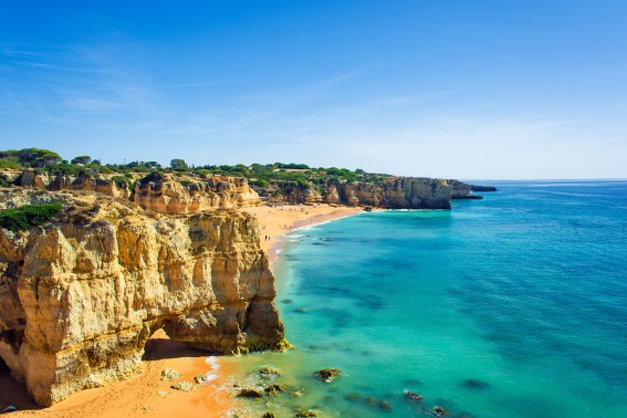 Sandy Beaches in Portugal are perfect for family exploration