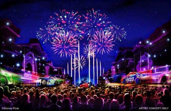 Together Forever Pixar Fireworks Show coming to Disneyland for Pixar Fest