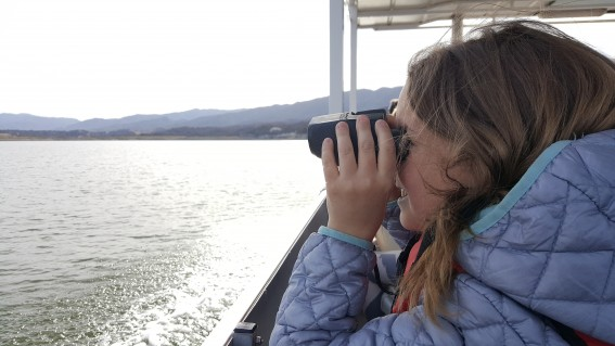 exploring Lake Cachuma