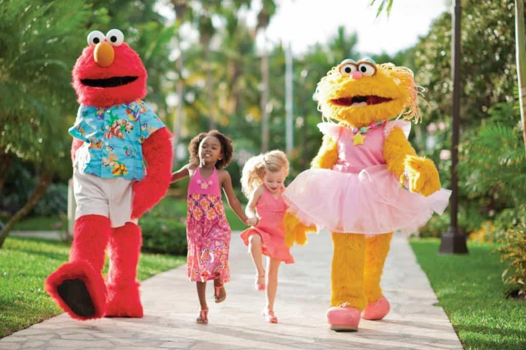 Beaches Turks and Caicos Kids Club