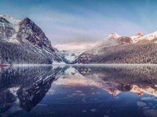 Banff in Winter