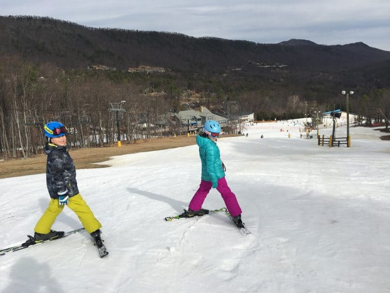 Best Ski resort Virginia Massanutten