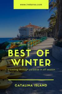 Best of Winter on Catalina Island 1