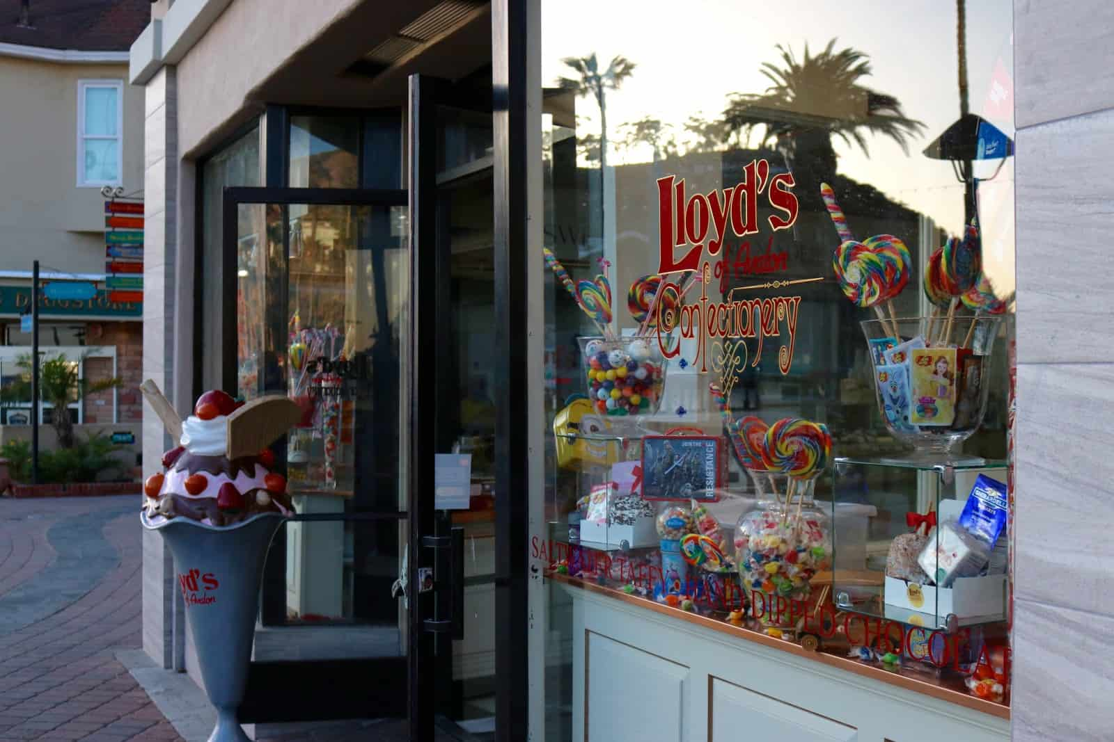 Catalina Island Llyods Candy