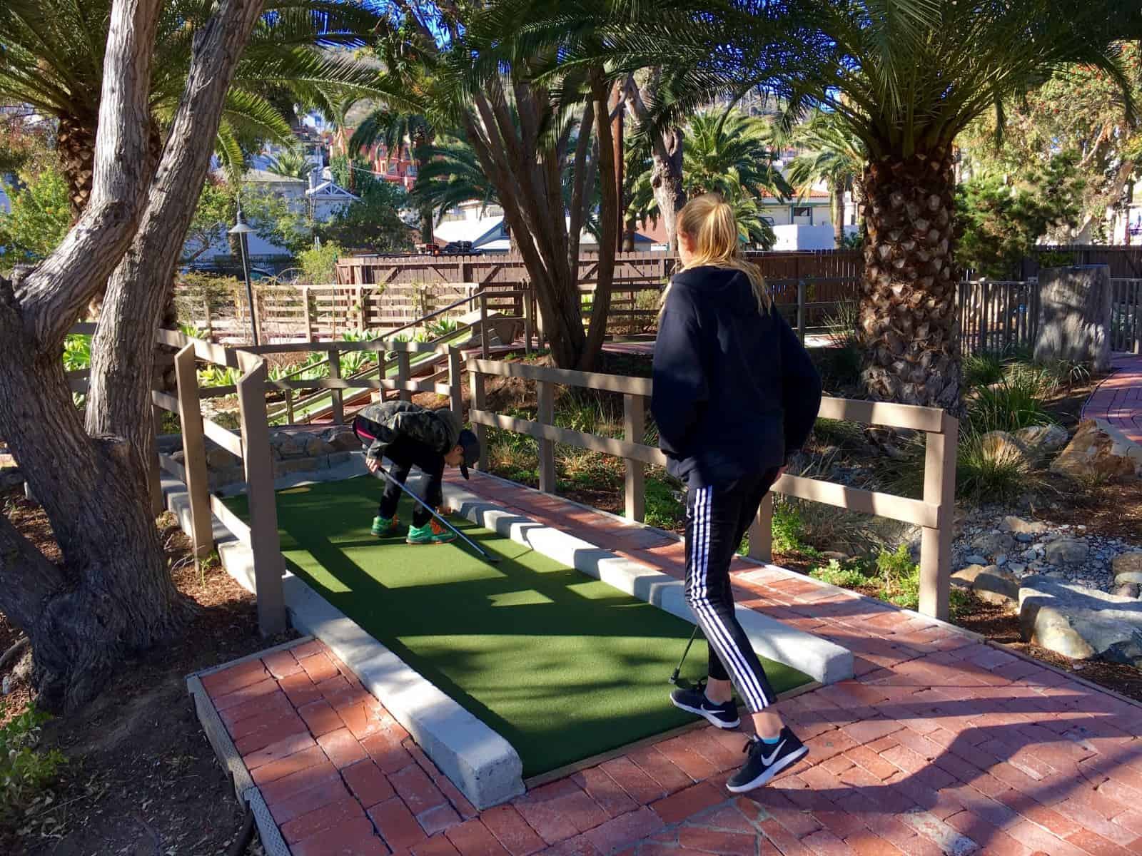 Catalina Island Garden Golf