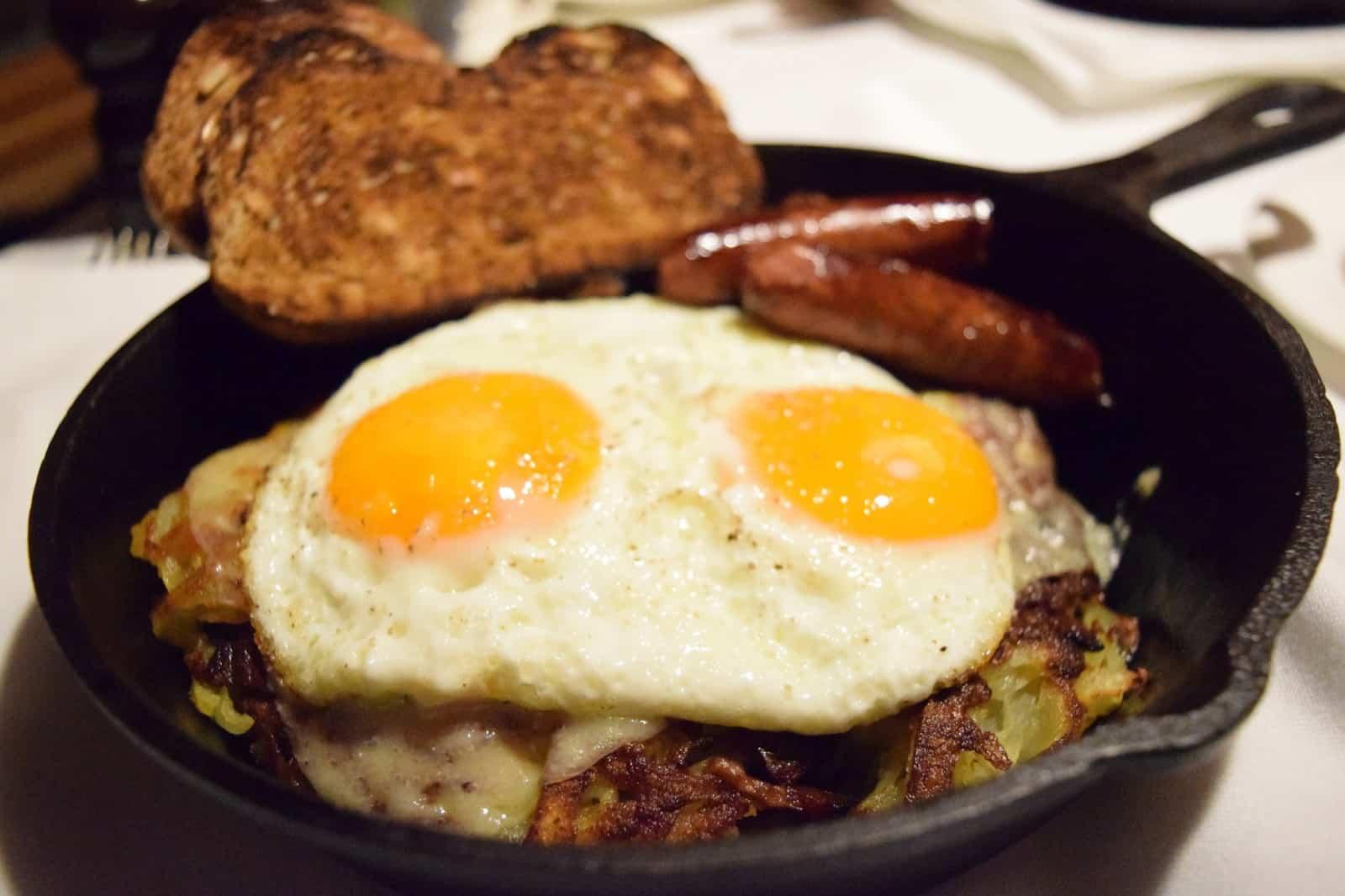 Rosti Breakfast brings comfort food to Banff Banff in winter