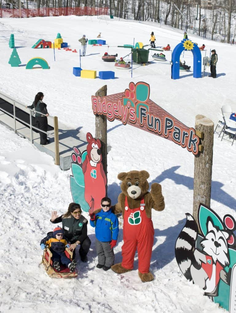 Best Ski Resorts in Southeast for Families Wintergreen Resort