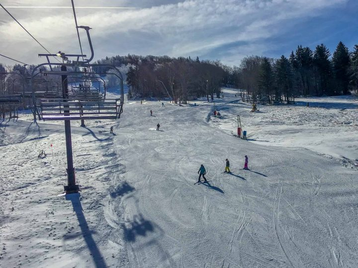 Find the Snow in West Virginia and Ski at Canaan Valley Resort State Park