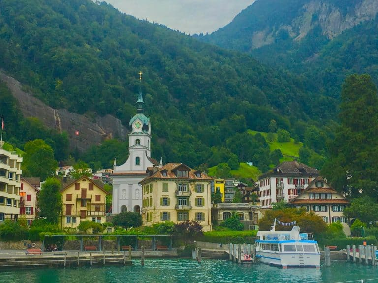 Switzerland Travel with Kids - Tips and Itinerary for the Swiss Travel Pass 3