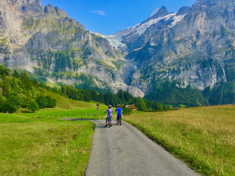 Travel to Switzerland with Kids