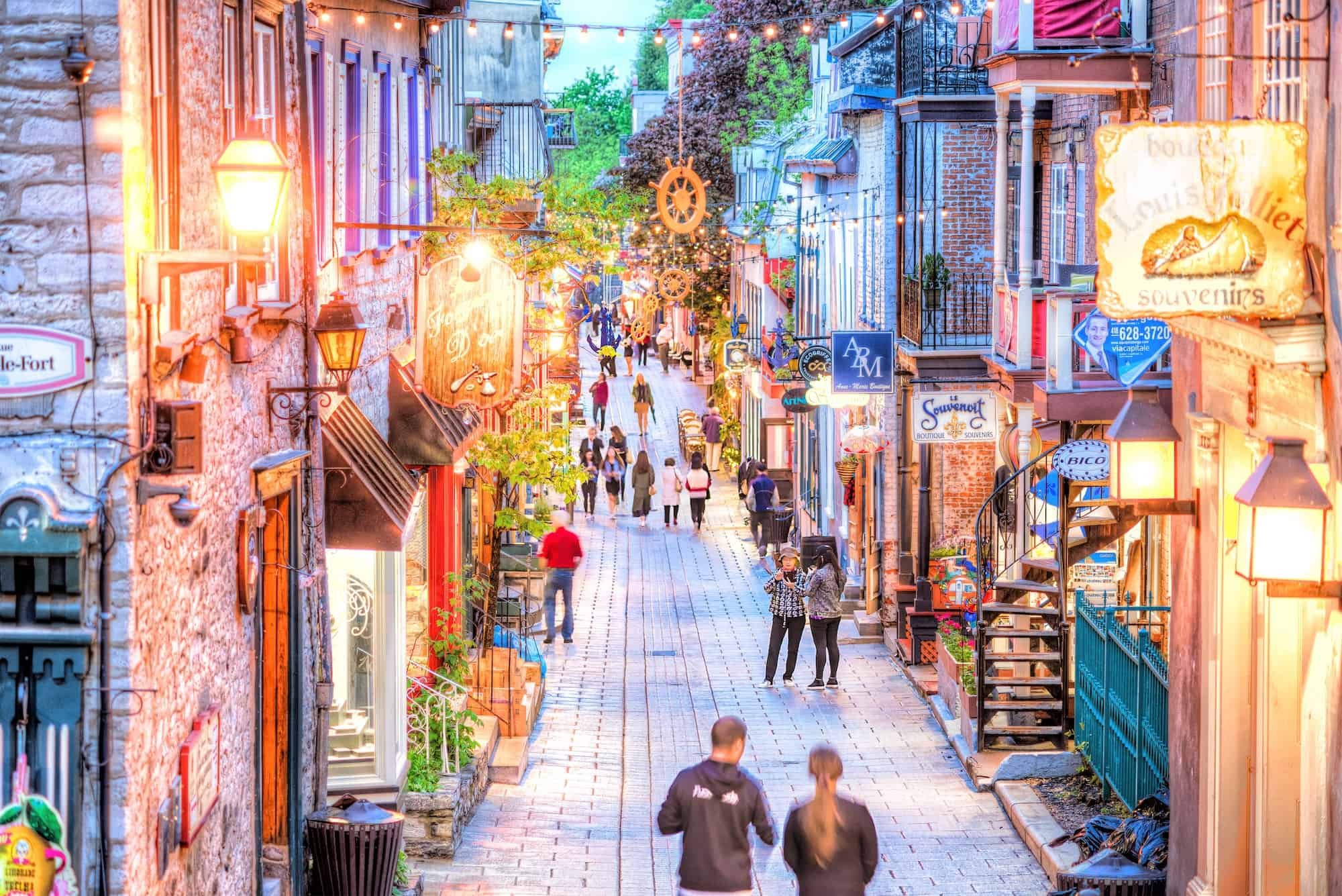 Top 10 Things for Families to do in Quebec City