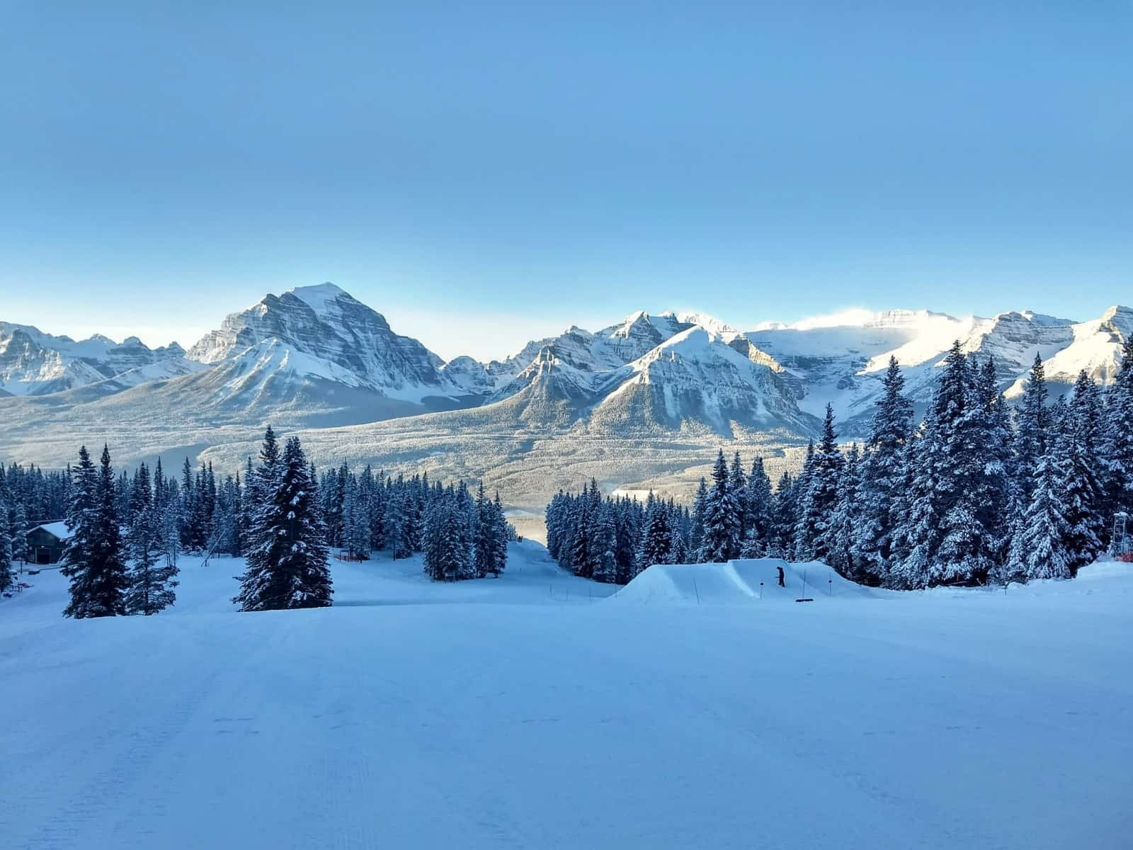 Things to do in Banff National Park in the Winter
