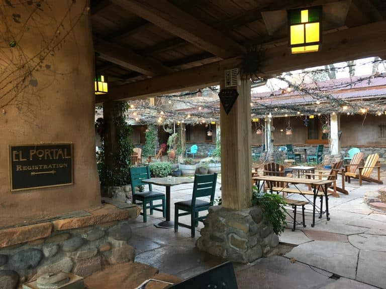 things to do in Sedona with kids El Portal hotel