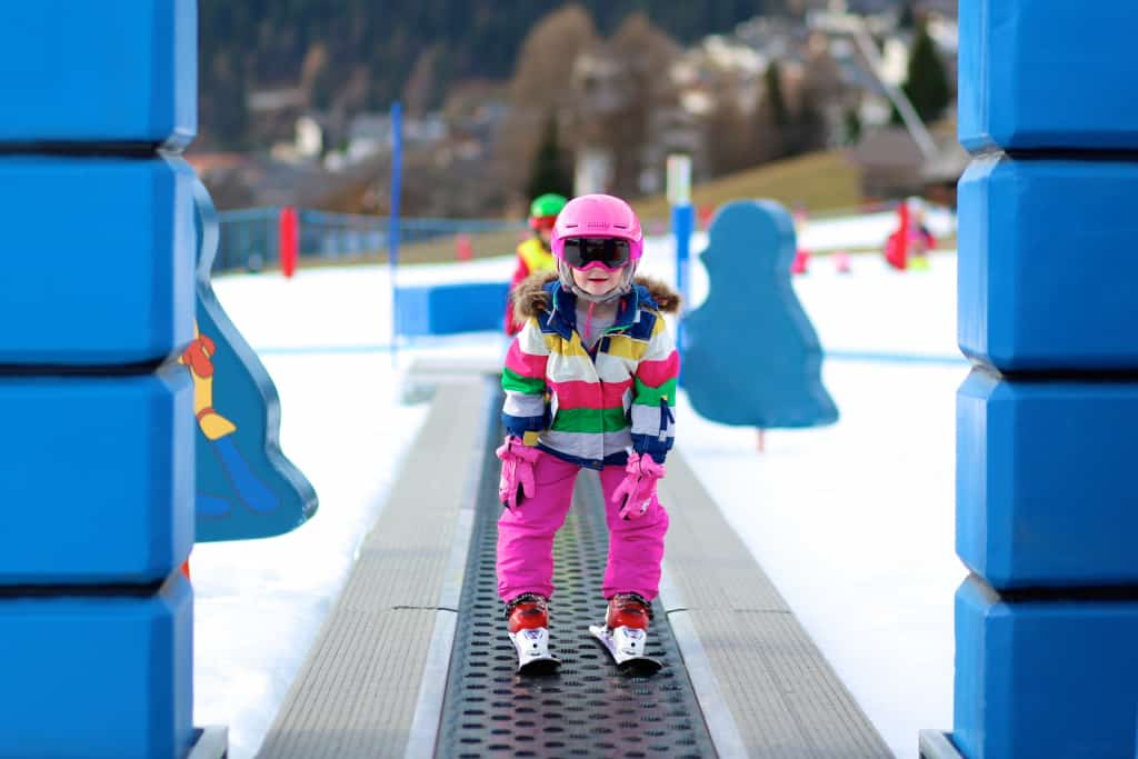 Beginning to Ski: Expert tips on ski school and your first ski vacation