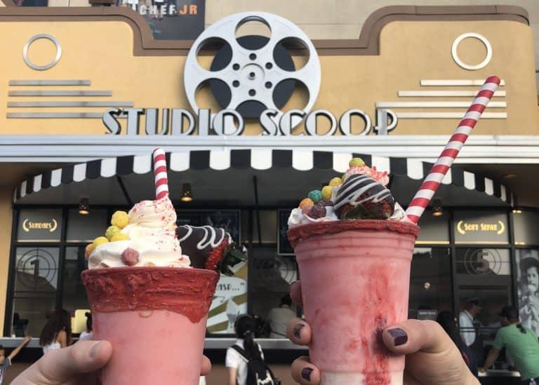 Universal Studios Hollywood Food Guide