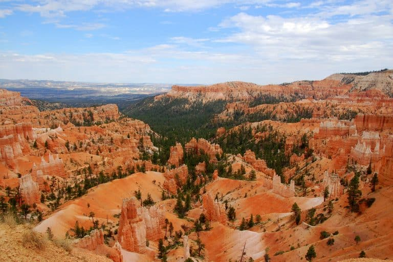 the best national parks for hiking include Bryce Canyon National Park