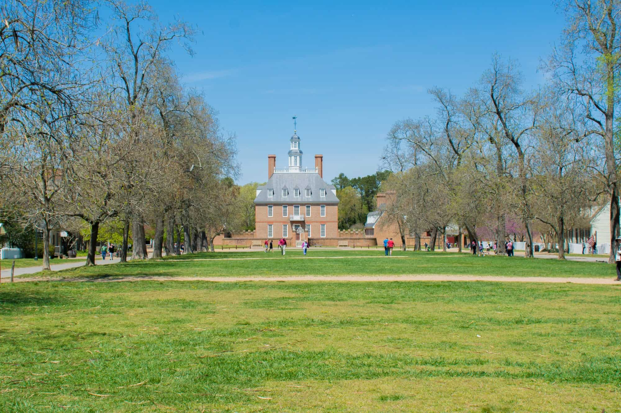 A Historic Williamsburg, VA Family Vacation
