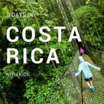Costa Rica Family Tour