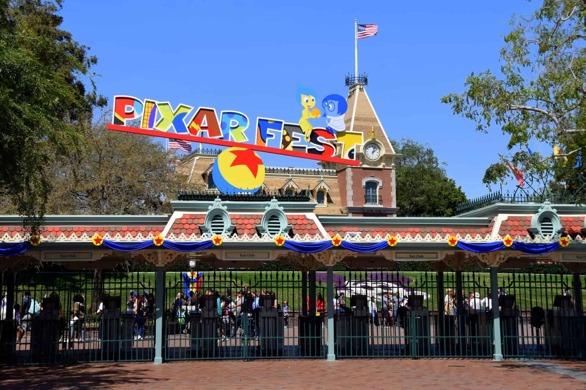 10 Things You Must do at Pixar Fest at the Disneyland Resort
