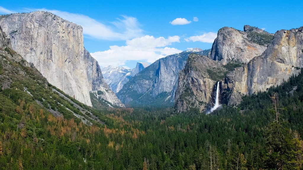 Yosemite is one of the best national parks in California
