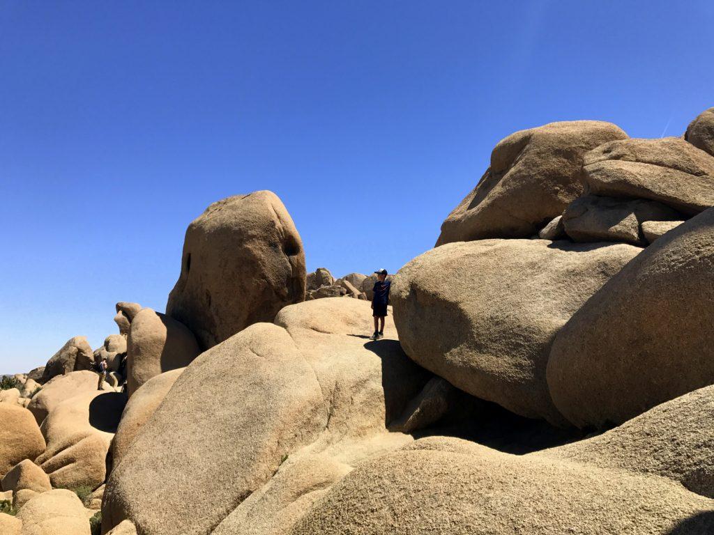 Visit Joshua Tree National Park's Hidden Valley