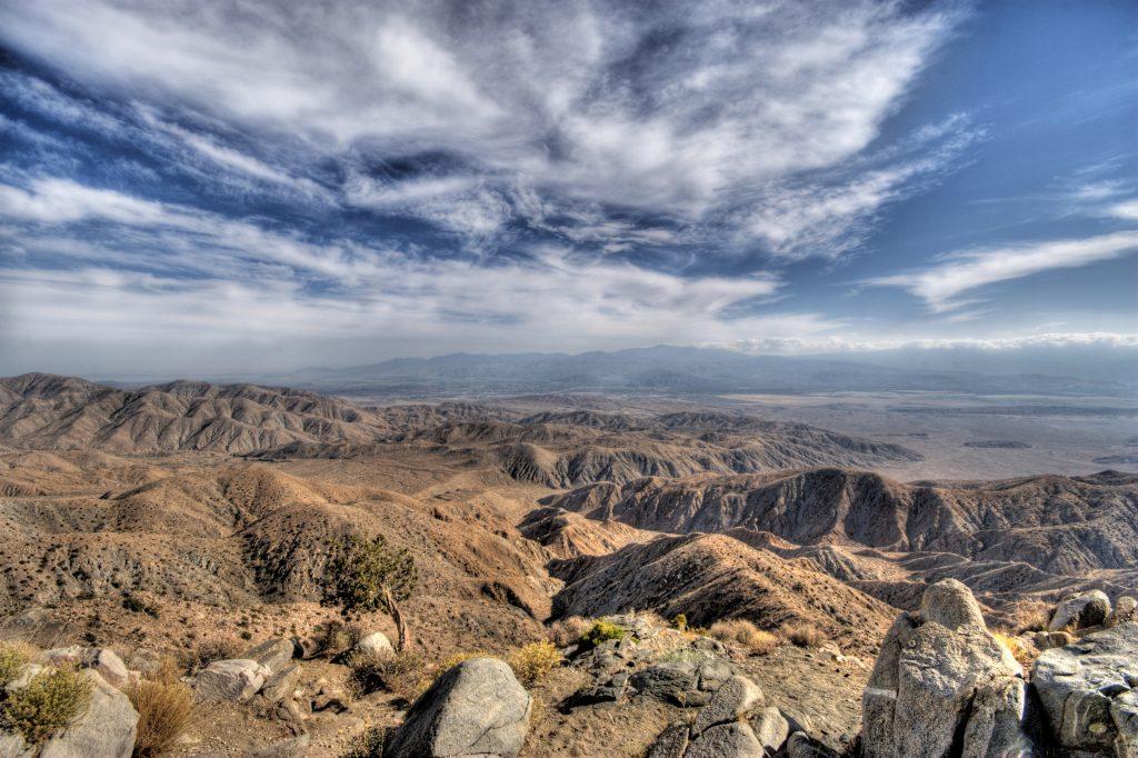 Visit Joshua Tree National Park's Keys View