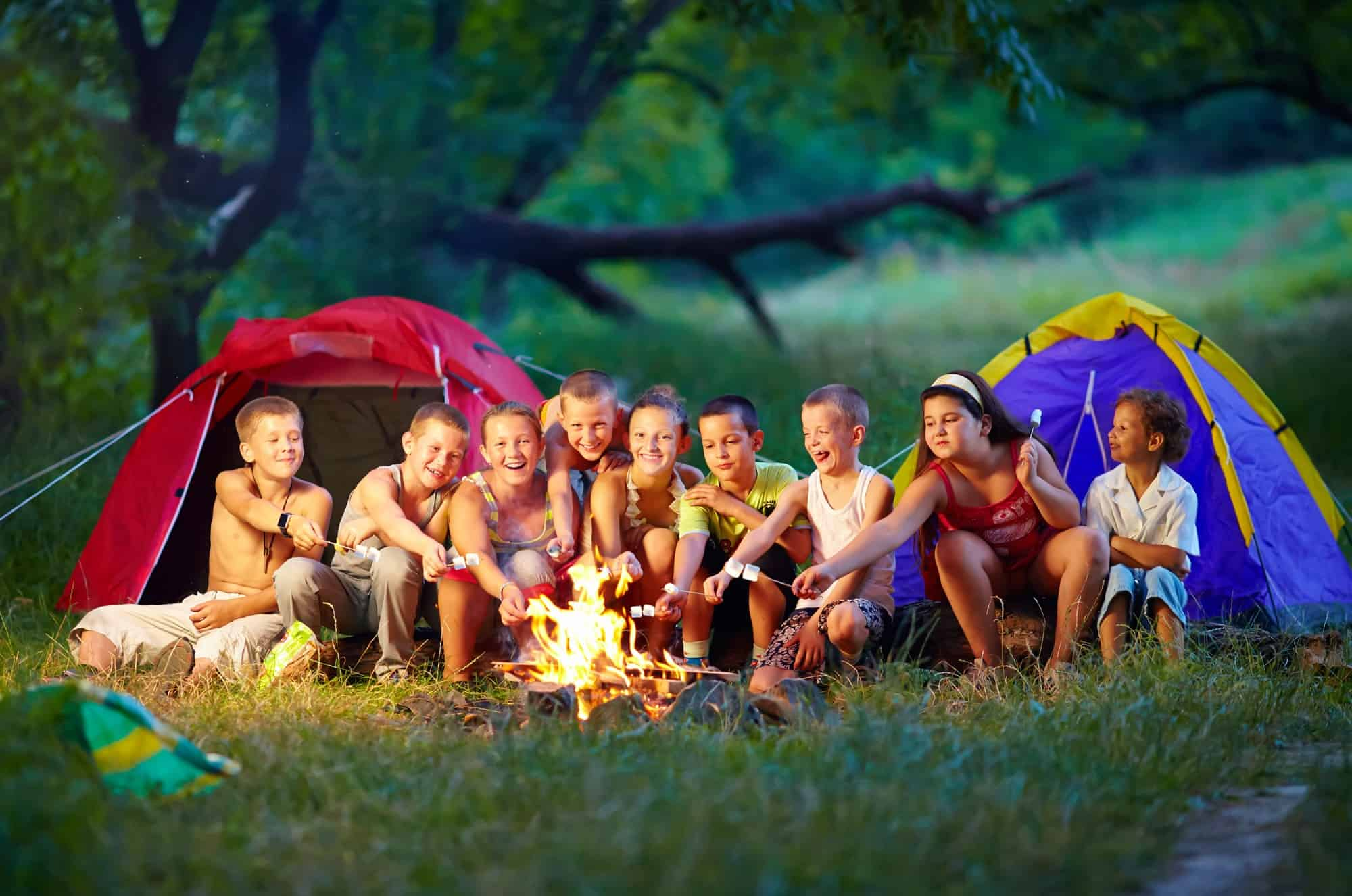 Trekaroo's Ultimate Guide to Camping with Kids