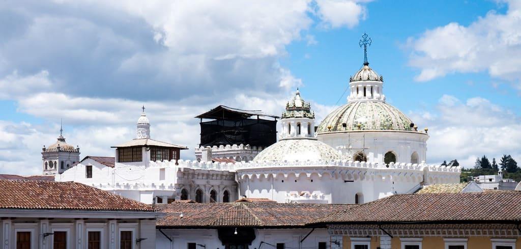 Metropolitana de Quito photo