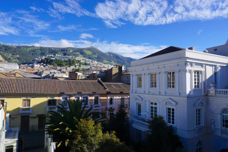 Quito Ecuador - A UNESCO World Heritage Site
