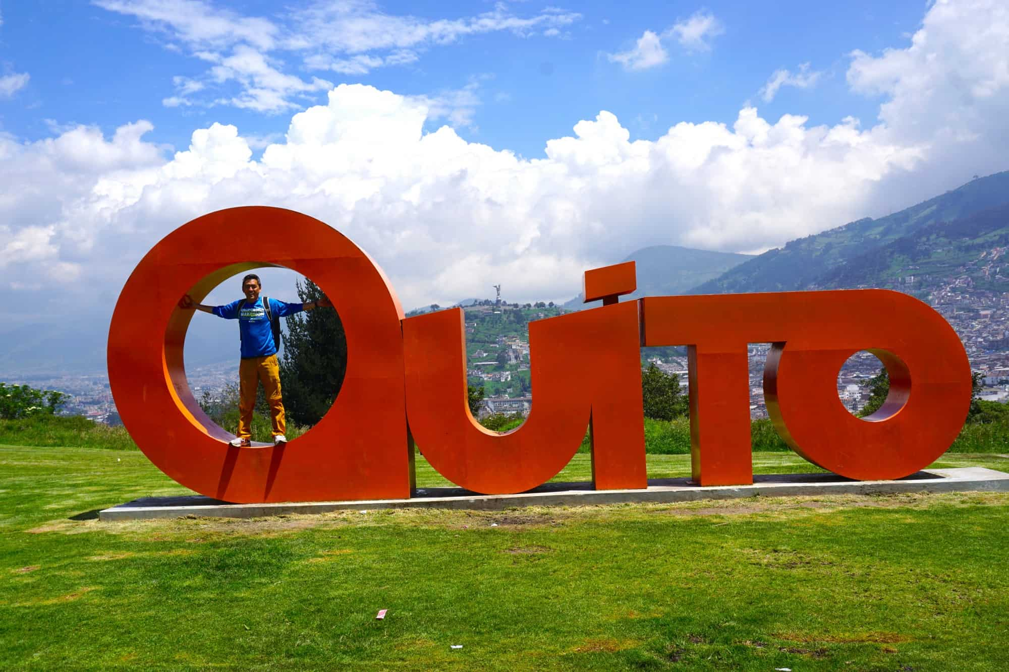 Quito Travel with Kids