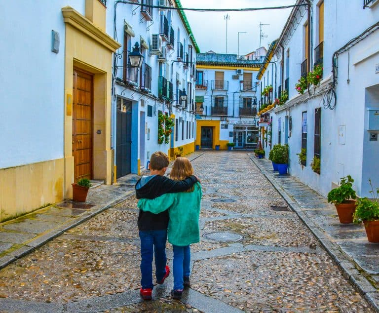 Southern Spain with Kids on a Spain Road Trip