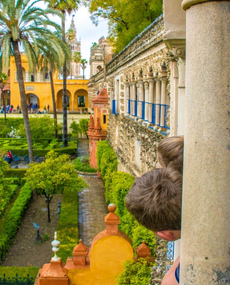 Spain with Kids - things to do in Seville